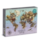 Image for Wendy Gold Endangered Species 1500 Piece Puzzle