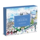 Image for Michael Storrings 12 Days of Christmas Advent Puzzle Calendar