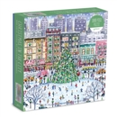 Image for Michael Storrings Christmas in the City 1000 Piece Puzzle