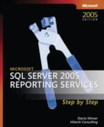 Image for Microsoft SQL Server 2005 Reporting Services Step by Step