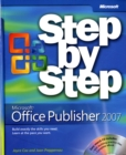 Image for Microsoft Office Publisher 2007 step by step