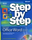 Image for Microsoft Office Word 2007 Step by Step