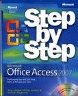 Image for Microsoft Office Access 2007 Step by Step
