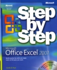 Image for Microsoft Office Excel 2007 step by step