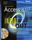 Image for Microsoft Office Access 2007 inside out