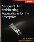 Image for Architecting Microsoft.NET solutions for the enterprise
