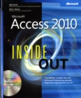 Image for Microsoft Access 2010 inside out