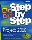Image for Microsoft Project 2010 step by step