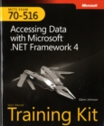 Image for Accessing data with Microsoft .NET Framework 4