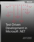 Image for Test-driven development in Microsoft .NET