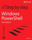 Image for Windows PowerShell  : step by step