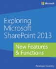 Image for Exploring Microsoft SharePoint 2013  : new features & functions