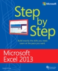 Image for Microsoft Excel 2013 Step By Step