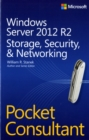 Image for Windows Server 2012 R2  : storage, security & networking
