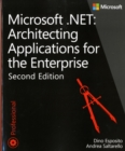Image for Microsoft.NET architecting applications for the enterprise