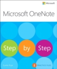Image for Microsoft OneNote step by step