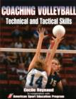 Image for Coaching Volleyball Technical and Tactical Skills