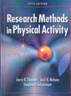 Image for Research methods in physical activity