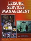 Image for Leisure services management