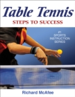 Image for Table tennis  : steps to success
