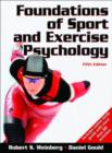 Image for Foundations of sport and exercise psychology