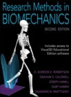 Image for Research methods in biomechanics