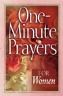 Image for One-Minute Prayers (R) for Women
