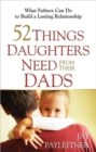 Image for 52 Things Daughters Need from Their Dads : What Fathers Can Do to Build a Lasting Relationship