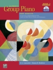 Image for GROUP PIANO ADULTS STUDENT BK1 2NDED
