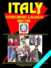Image for Italy Export-Import and Business Directory