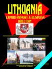 Image for Lithuania Export-Import and Business Directory