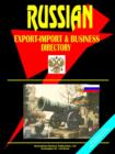 Image for Russia Export-Import and Business Directory