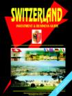 Image for Switzerland Investment and Business Guide