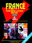 Image for France Export-Import Trade and Business Directory