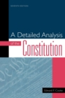 Image for A Detailed Analysis of the Constitution
