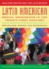 Image for Latin American Social Movements in the Twenty-First Century : Resistance, Power, and Democracy