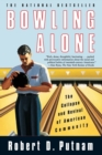 Image for Bowling alone  : the collapse and revival of American community