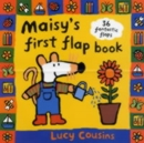 Image for Maisy's first flap book