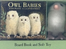 Image for Owl babies board book and owl toy gift box