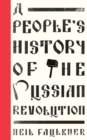 Image for A people's history of the Russian Revolution