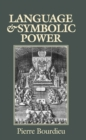 Image for Language and Symbolic Power