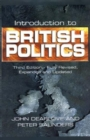 Image for Introduction to British Politics