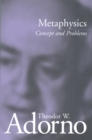 Image for Metaphysics  : concept and problems