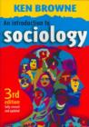 Image for An introduction to sociology