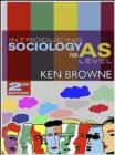 Image for Introducing sociology  : for AS level