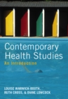 Image for Contemporary health studies  : an introduction