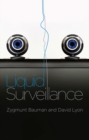 Image for Liquid surveillance  : a conversation