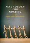 Image for Psychology for nursing
