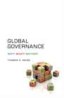 Image for Global governance: what? why? whither?