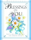 Image for Blessings on you  : God's care and protection for someone special